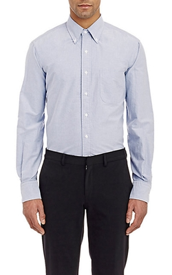 Thom Browne  - Oxford Cloth Shirt
