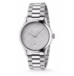 Gucci - G-Timeless Stainless Steel Bracelet Watch