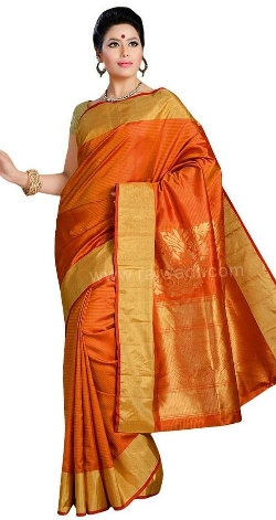 Rajwadi - Pure Silk Saree