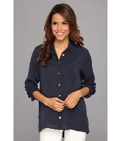 Michael Kors - Hi Low Button Down Shirt