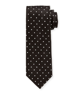 Tom Ford - Mini-Dot Silk Tie