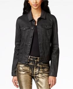 Calvin Klein - Coated Trucker Jacket