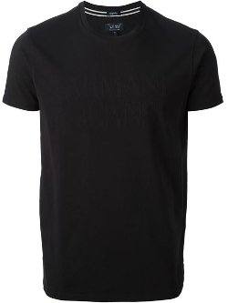 Armani Jeans  - Crew Neck T-Shirt