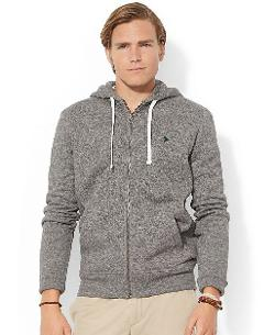 Polo Ralph Lauren  - Classic Fleece Full-Zip Hoodie