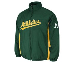 Majestic  - Double Climate On-Field Full-Zip Jacket