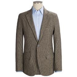Scott James Duncan  - Blazer - Cotton-Linen