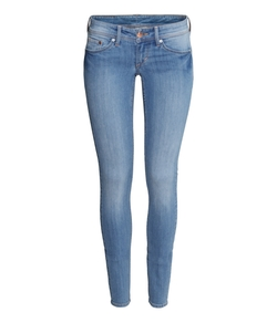 H&M - Super Skinny Super Low Jeans