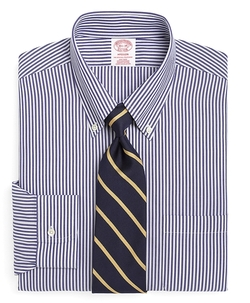 Brooks Brothers - Bengal Stripe Dress Shirt