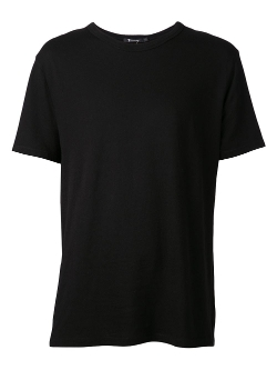 T By Alexander Wang  - Long Sleeve T-Shirt