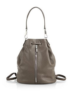 Elizabeth and James - Cynnie Saffiano Sling Backpack