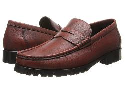 A. Testoni  - Scoiattolo Loafer With Lug Sole