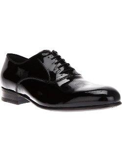 Lanvin  - Patent Oxford Shoes