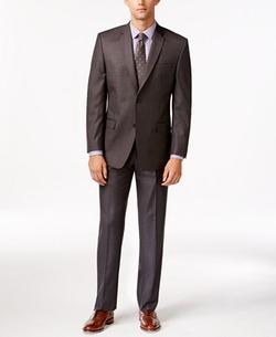 Andrew Marc - Sharkskin Suit