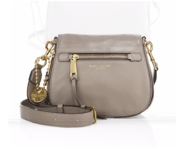 Marc Jacobs - Recruit Small Leather Saddle Crossbody Bag