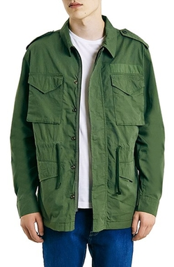 Topman - Field Jacket