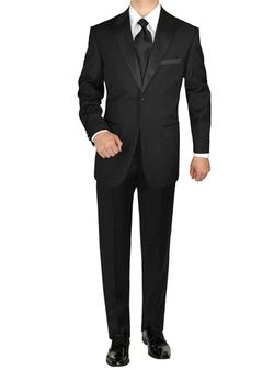 Giorgio Napoli - Tuxedo Suit