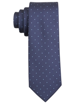 Perry Ellis - Plutus Dot Silk Tie