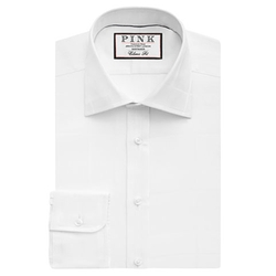 Gillingham  - Check Classic Fit Button Cuff Shirt