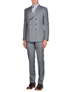 Tonello - Double Breasted Wool Suit
