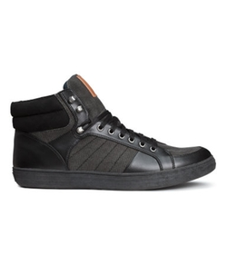 H&M - High Top Sneakers