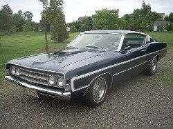 Ford  - 1969 Torino