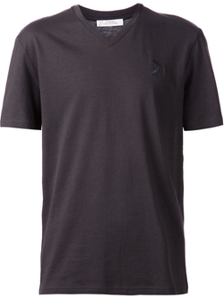 Versace Collection - V-Neck T Shirt