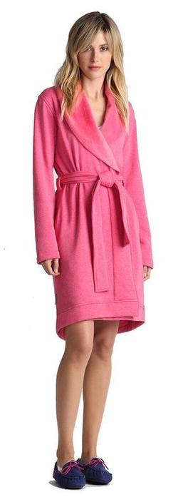 UGG Australia - Blanche Shawl Collar Knit Robe