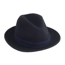 The Hill-Side - Wool Fedora Hat