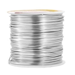 Mandala Crafts - Extra Long Aluminum Craft Wire