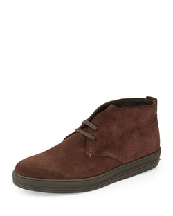 Tom Ford  - Clarence Suede Chukka Boots