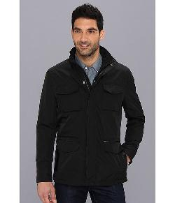 Kenneth Cole Sportswear  - Anorak Jacket w/ Patch Pockets