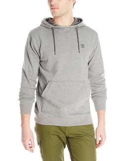 DC  - Rebel 2 Pullover Hooded Fleece Top