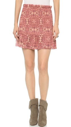 For Love & Lemons - Geneva Miniskirt