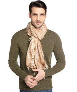 Gucci  - Cotton-Silk Blend Scarf