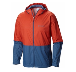 Columbia - Roan Mountain Colorblocked Rain Jacket