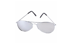 Rhode Island Novelty  - Dark Aviator Sunglasses