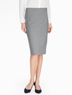 Talbots - Seasonless Wool Pencil Skirt