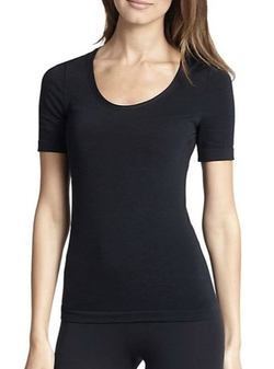Wolford - Miami Scoopneck T-Shirt