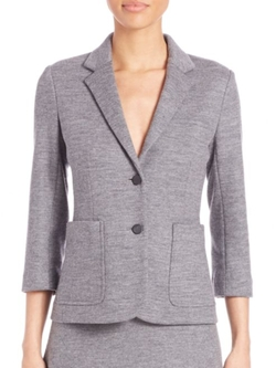 The Row  - Naven Wool Jacket