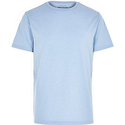 James Perse  - Blue Crew Neck T-Shirt