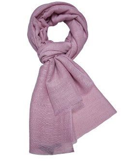 Denis Colomb  - Striped Cashmere Scarf