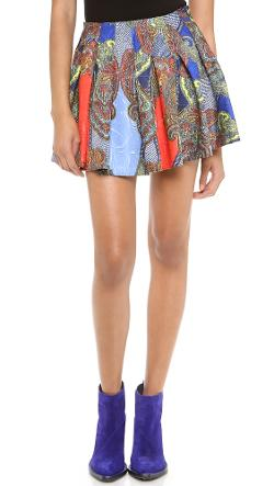 Blaque Label  - Print Skirt