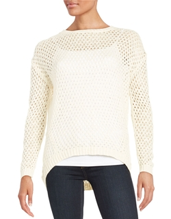 Buffalo David Bitton - Open Knit Sweater