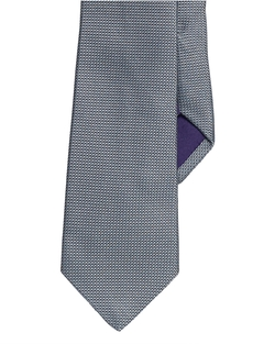 Ralph Lauren - Textured Silk Narrow Tie