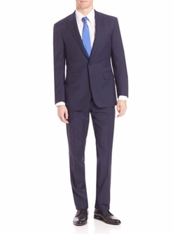 Ralph Lauren - Purple Label Micro Textured Suit