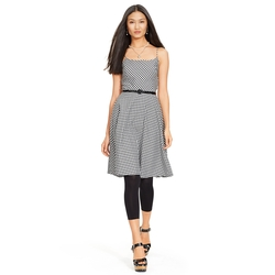Polo Ralph Lauren - Gingham Sleeveless Dress