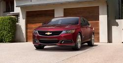 Chevrolet - Impala Sedan