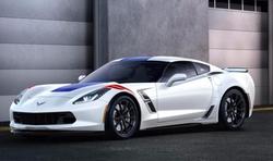 Chevrolet - Corvette Grand Sport Coupe