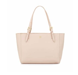 Tory Burch - Saffiano Leather Tote Bag