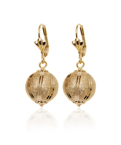 Peermont  - Ball Drop Earrings